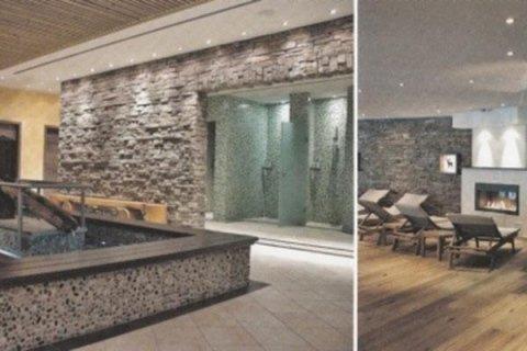 Pietra naturale ricostruita villa dalmè bergamo gamba carlo