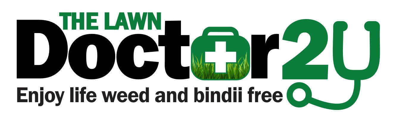 the lawn doctor two u business logo