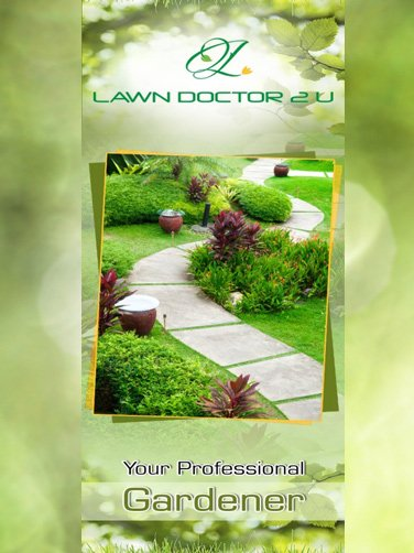 the lawn doctor two u your professional gardener
