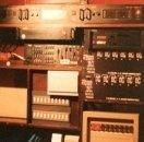 impianto per controllo audio e luci