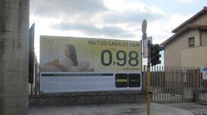 Cartelloni pubblicitari Via Predda Niedda (entrata Sassari) Sassari