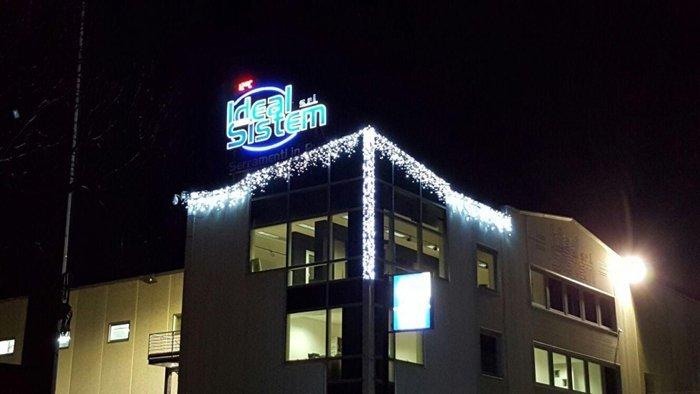 illuminazioni feste
