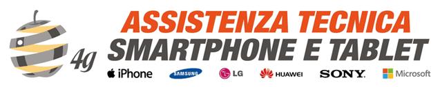 4G - RIPARAZIONI SMARTPHONE E TABLET - LOGO