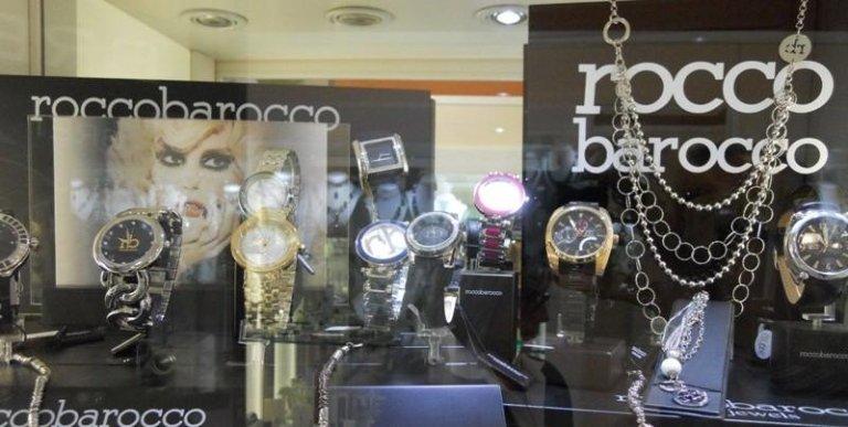 orologi rocco barocco