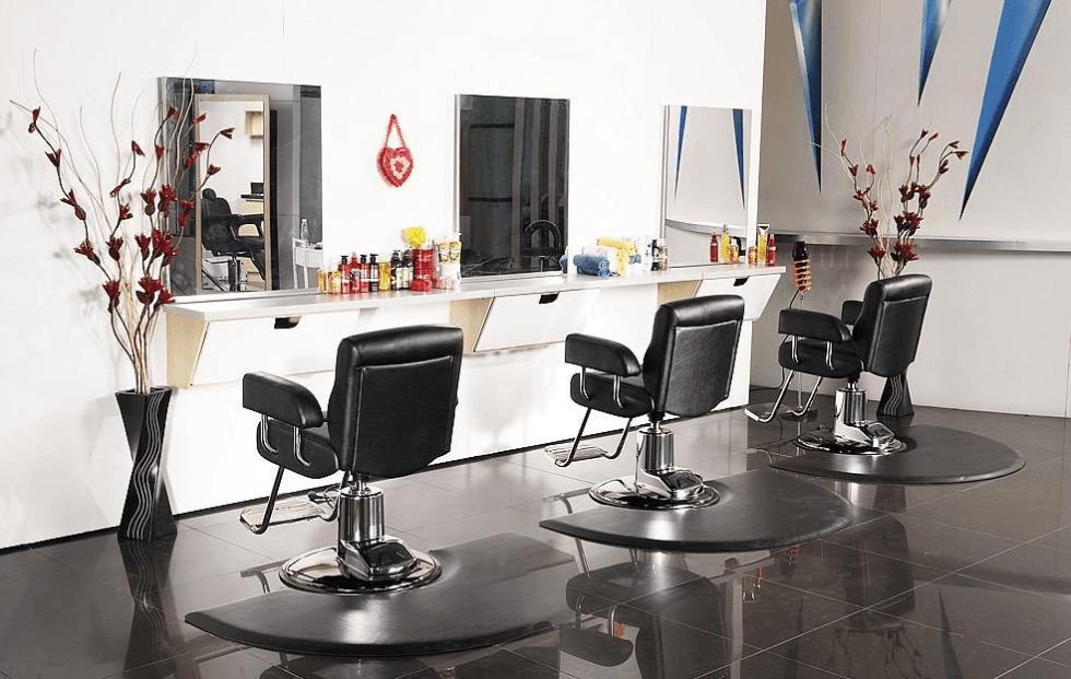 BROADWAY allestimento parrucchieri