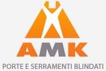 AMK BLINDATI  - PORTE E SERRAMENTI - LOGO