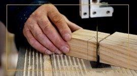 Lavorazione su disegno, lavorazione artigianale legno