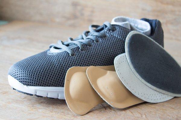 scarpe con solette ortopediche