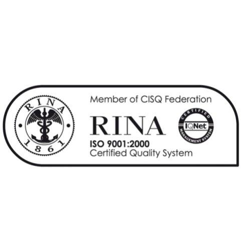 certificazione rina iso 9001:2000