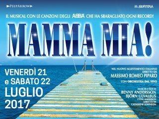 Promozione di Mamma Mia