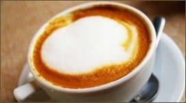 latte macchiato, colazione, caffè