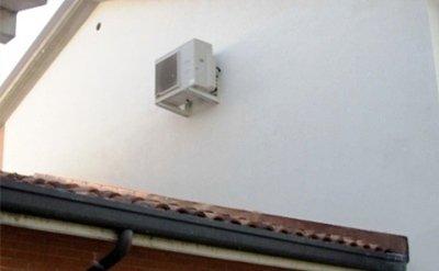 Termosanitaria climatizzatore aria