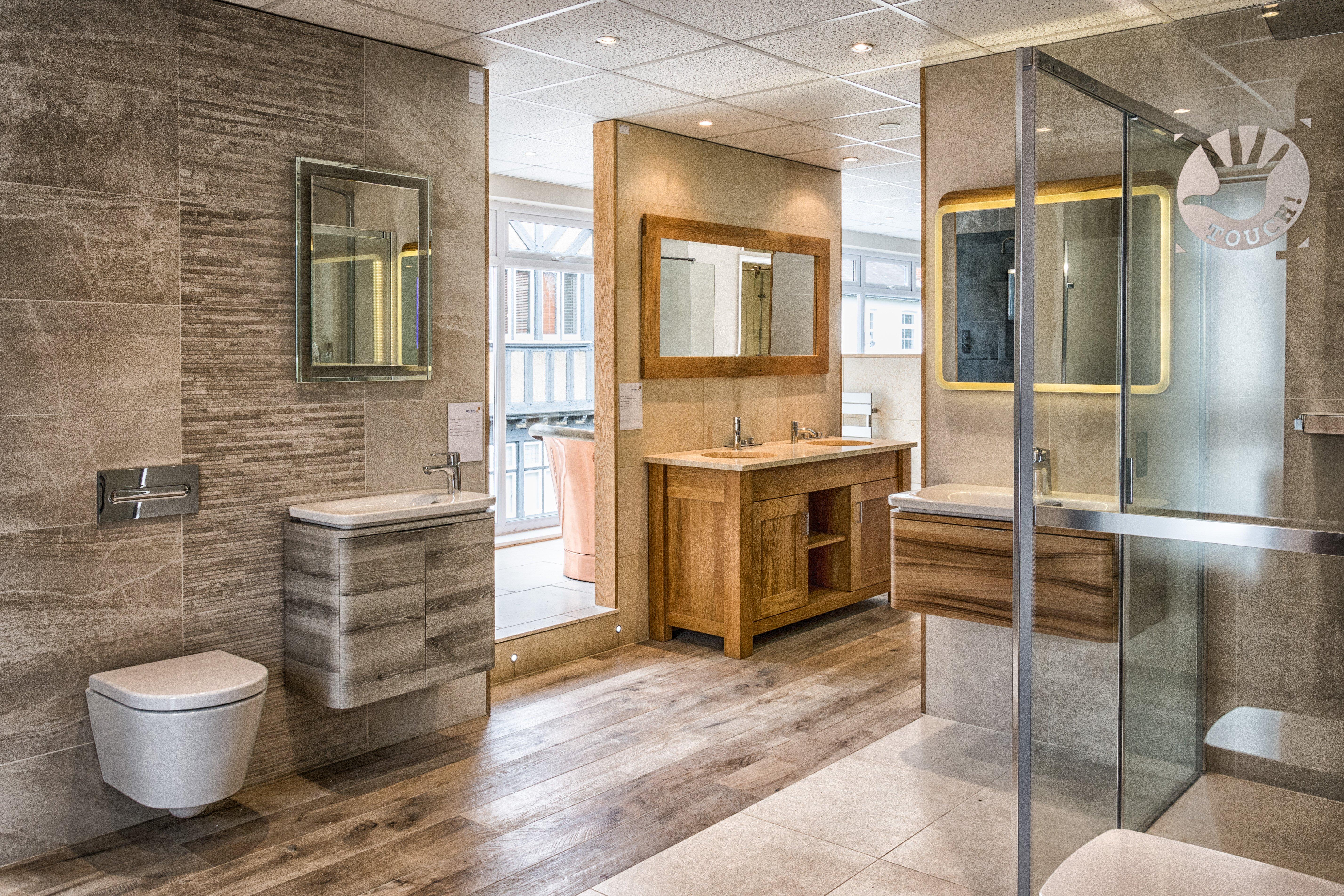 Showroom Options Bath Tile Studio Ascot Berkshire