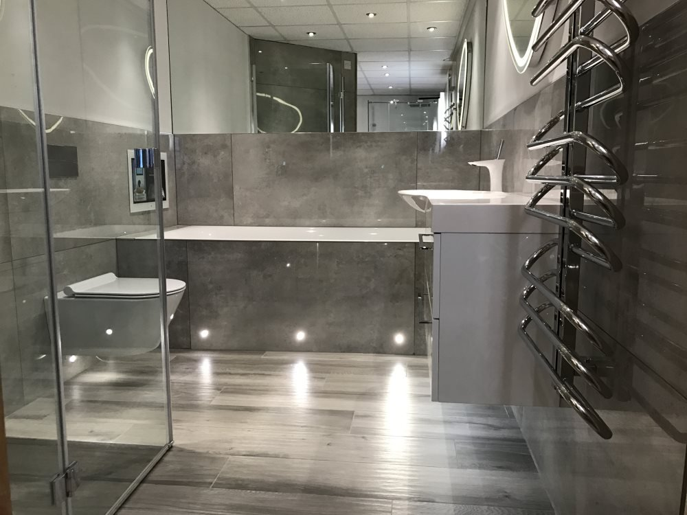 ... Consider Lighting When Youu0027re Planning To Redesign Your Bathroom? Itu0027s  An Important Question We Like To Ask Our Customers When They Visit Our  Showroom.