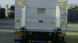 Sponde idraulica camion