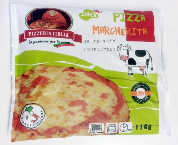 Produzione pizzette snack