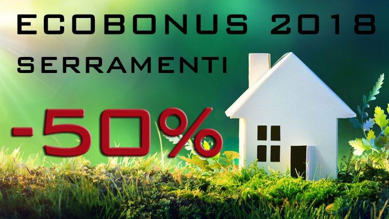 Promozioni serramenti vercelli chiorboli srl for Bonus fiscale