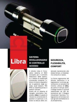 Catalogo prodotti Libra