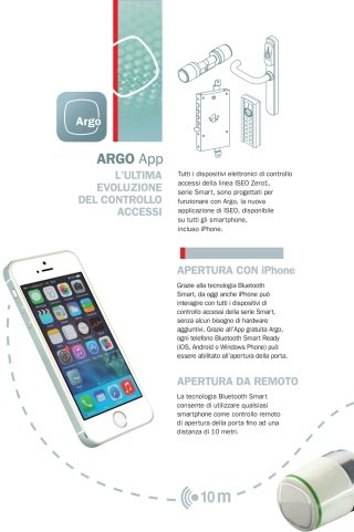 Catalogo prodotti Argo