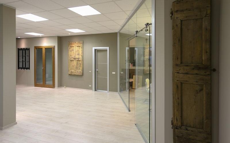 showroom infissi bergamo