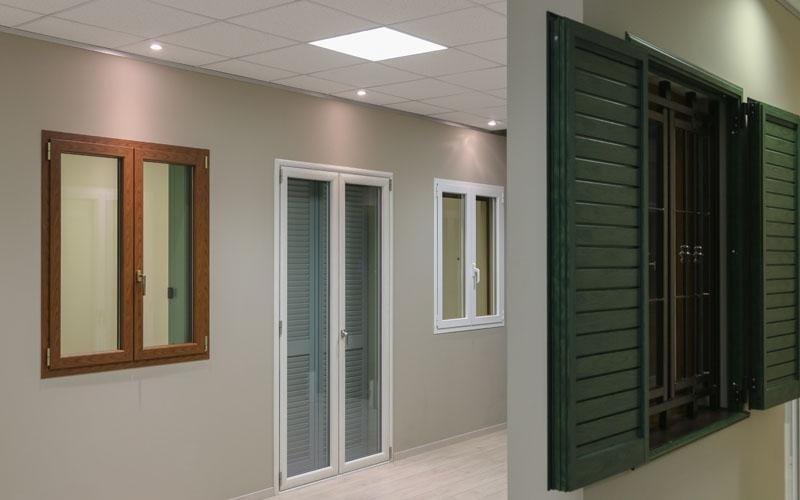 showroom finestre e persiane bergamo