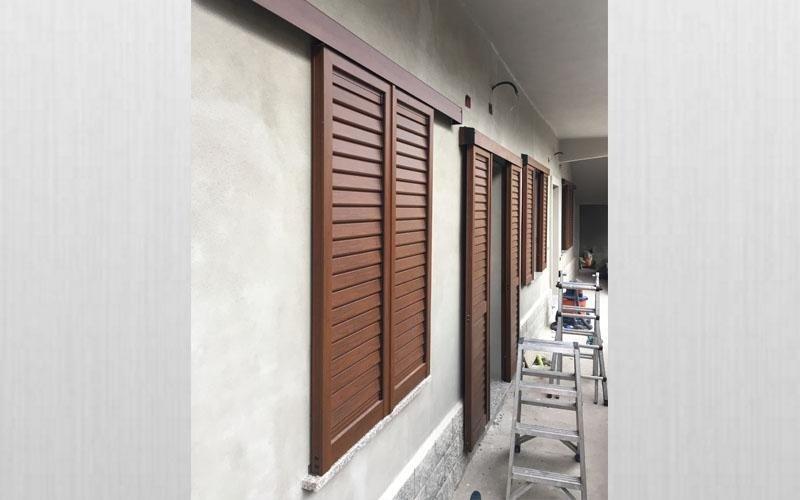 persiane per porte finestre bergamo