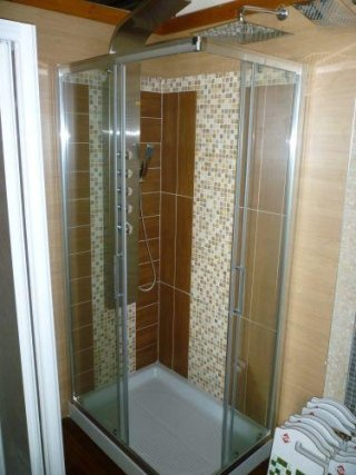 mosaici per bagno