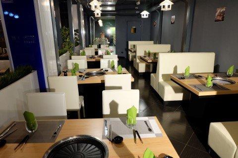 ristorante giapponese e coreano a rovigo