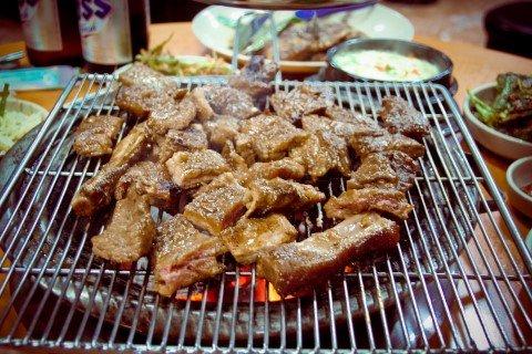 cucina coreana di carne a rovigo