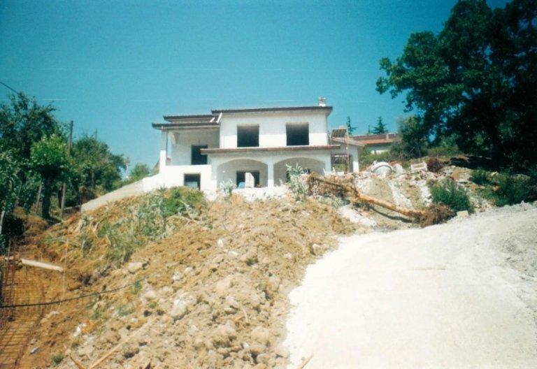 Realizzazione Villa Edilizia del Golfo La Spezia