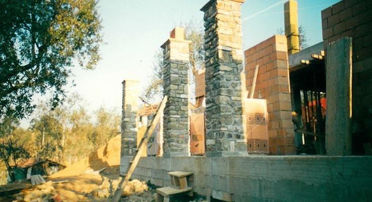 Costruzioni in pietra La Spezia
