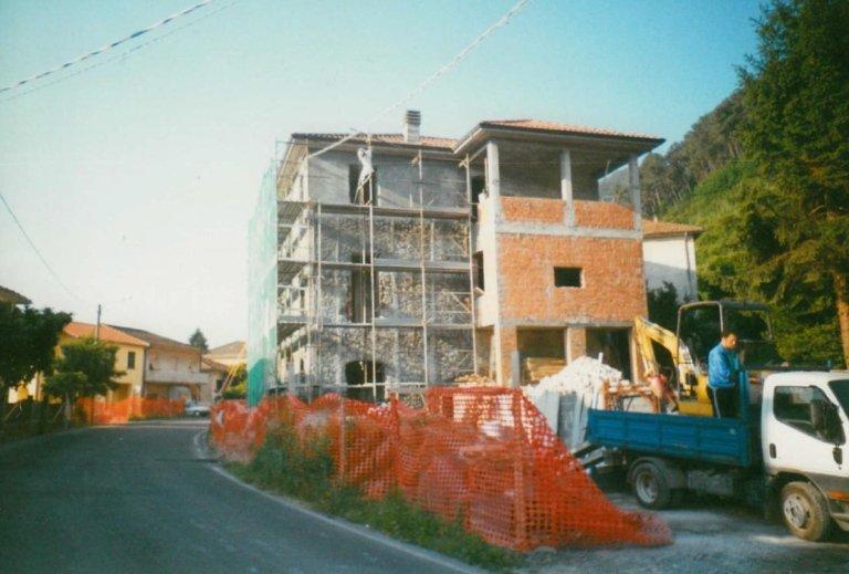 costruzione edificio Edilizia del Golfo La Spezia
