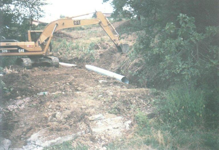scavo Edilizia del Golfo La Spezia