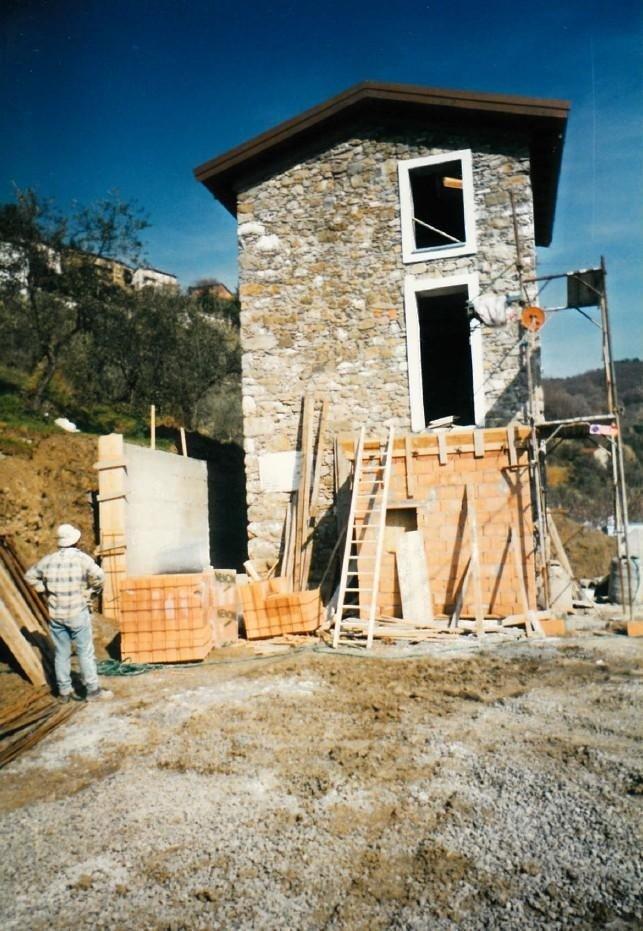 costruzione in pietra Edilizia del Golfo La Spezia