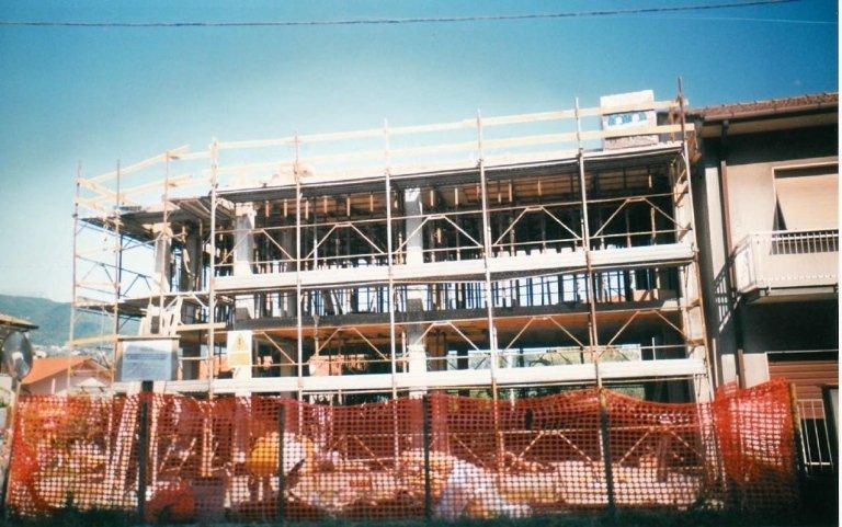 costruzione edificio Edilizia del Golfo