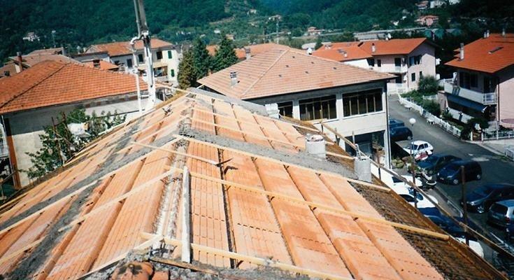 Costruzioni tetti La Spezia