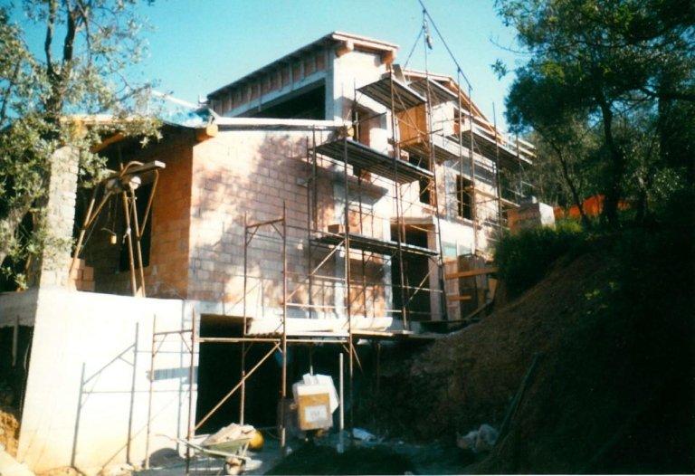 costruzione edile unità singola