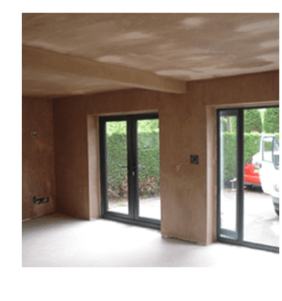 Plastering Company - Redditch, Worcestershire - P.S. Warren Plastering Ltd - Dot & Dab Work