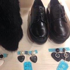 calzature donna, orecchini donna