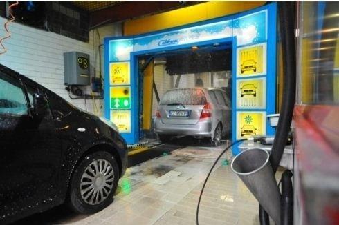 Rulli lavaggio auto