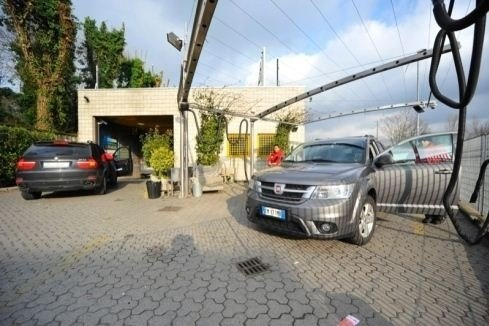 Lavaggio auto professionale Milano