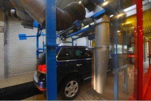Sistema lavaggio auto
