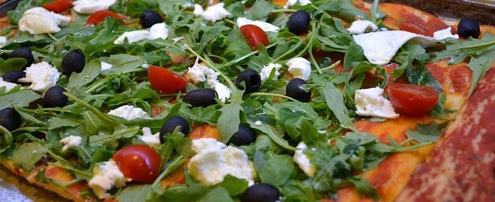 pizze, salatini e torte salate