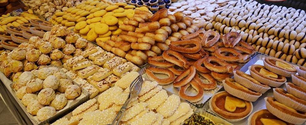 paste secche, fresche e biscotti