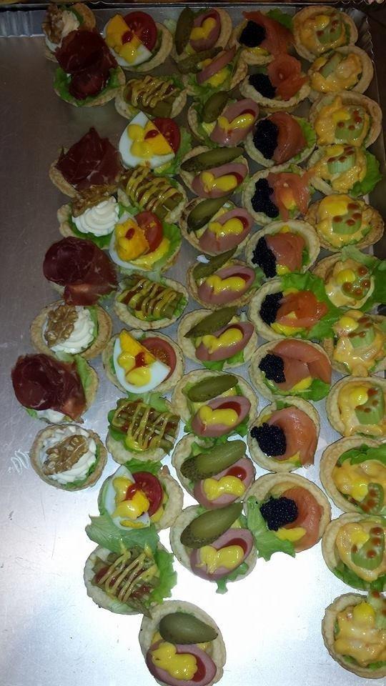 pasticceria salata per catering