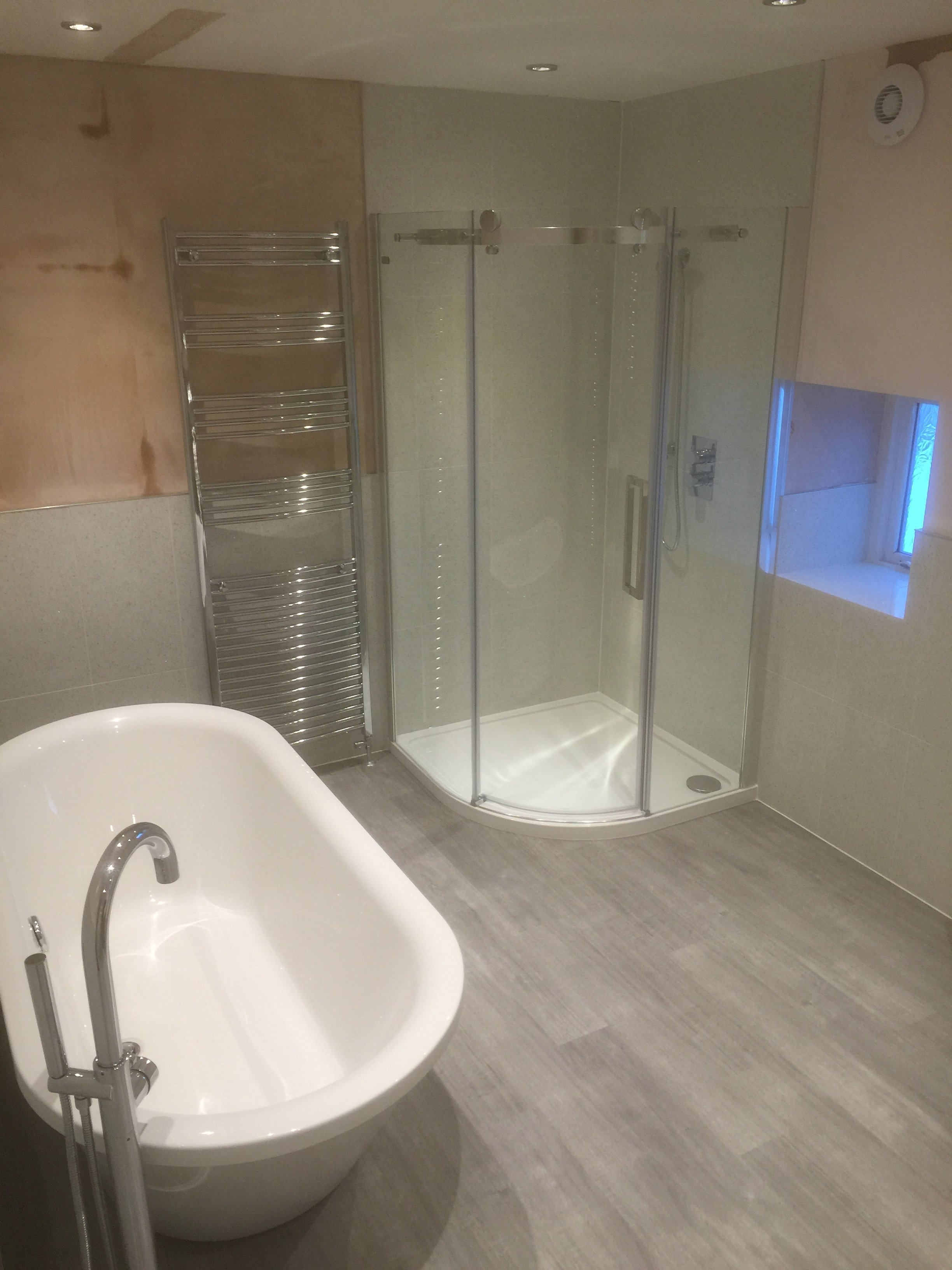 Bathroom showroom halifax total bathroom design for Total bathroom remodel