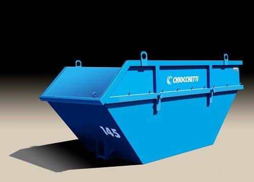 Noleggio container a Moena