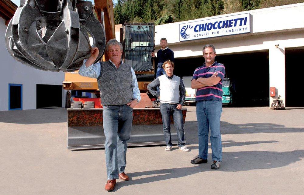 Gruppo Chiocchetti