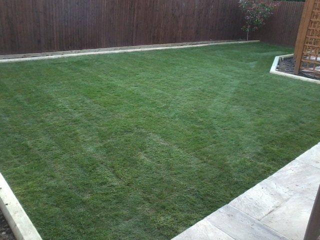Garden turfs