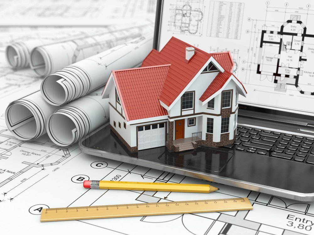 """Need help with designing your home?  Using the latest Design Software, we will help you """"build your dreams"""" as you sit in from of our big screen TV, including 3-D modeling!"""